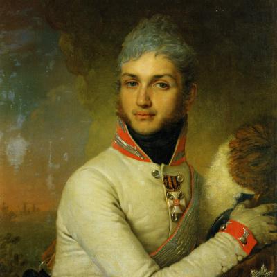 Portrait of Prince Nikolai G. Repnin-Volkonsky
