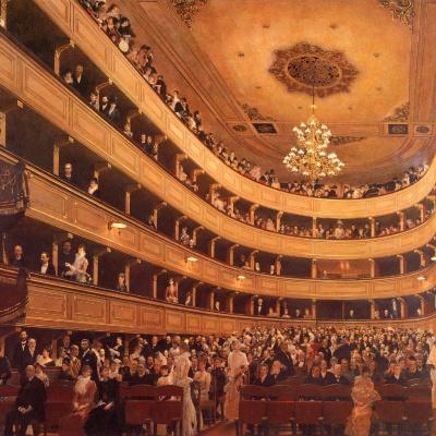 Старый Королевский театр
