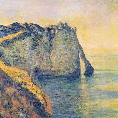 Rocks in Port d Aval