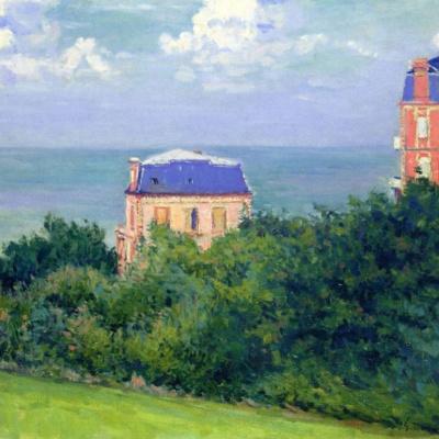 Виллы в Вилль-сюр-Мер