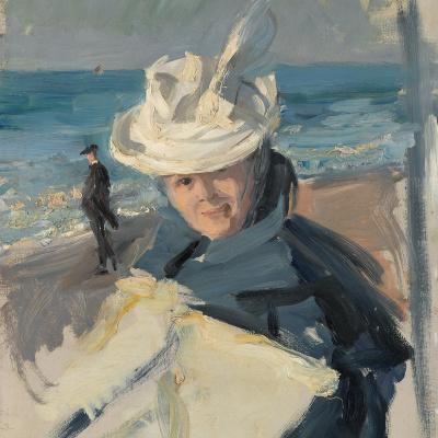 Tatyana Lyubatovich in Dieppe