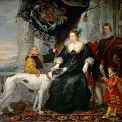 Алатея Телбот, графиня Шрусбери