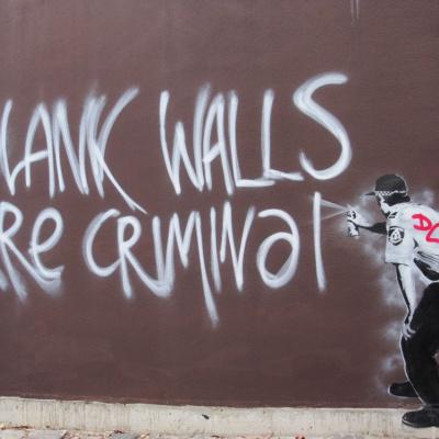 Empty walls are a crime