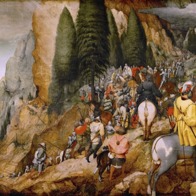 The conversion of Saul (Conversion of St. Paul)
