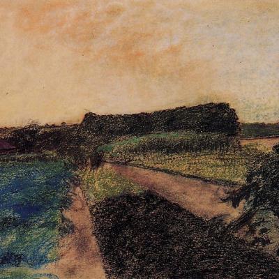 Пейзаж в Орм