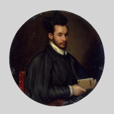 Лавиния Фонтана. Портрет священника