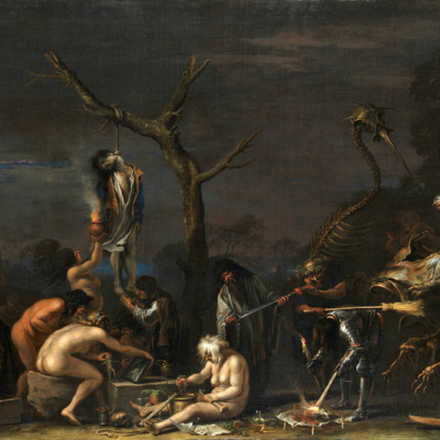 Witches and their witchcraft