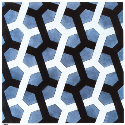 Interlaced Hexagon