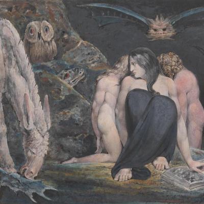 Ночь радости Энитармон (Гекате)