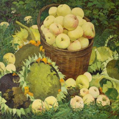 Apples. 2013