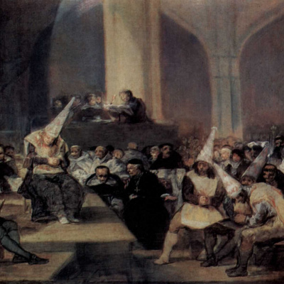 The Tribunal of the Inquisition