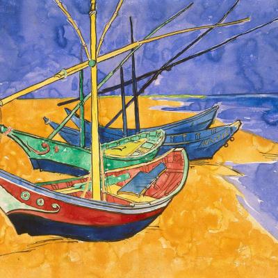 Лодки в Сент-Мари