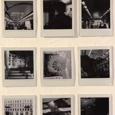 "Katerina Maltseva. Collage ""City"""