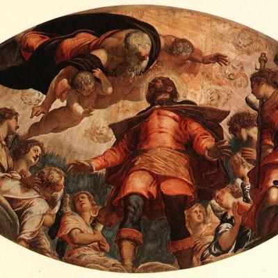 Прославление святого Роха