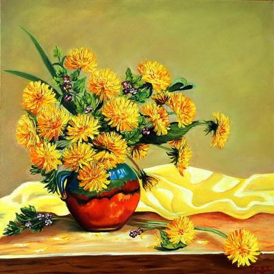 Irel Shulzhenko. Dandelions