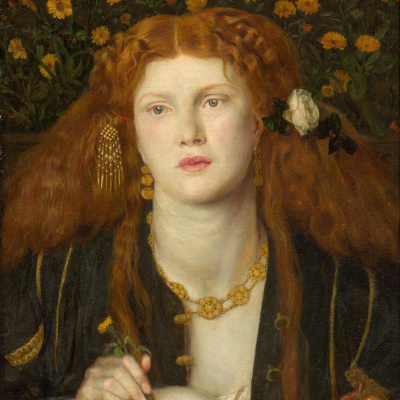 Bocca Baciata (Portrait of Fanny Cornforth)