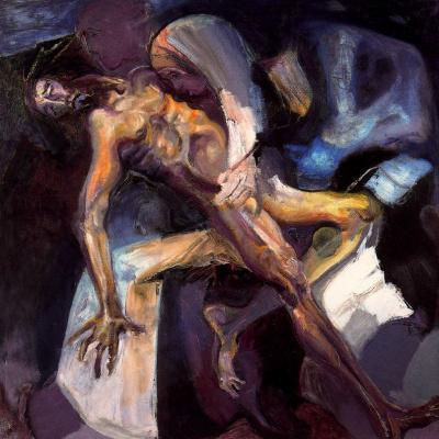 Хавьер Клаво. Снятие со креста