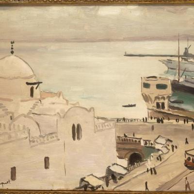 Дворец правительства в Алжире