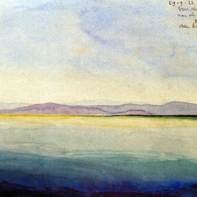 Море в устье реки Эбро