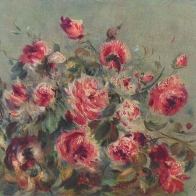 Still life. Rose of Vagamon
