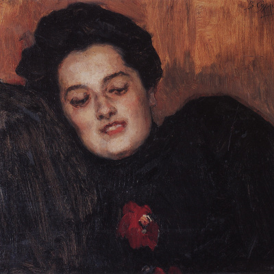 Portrait A. I. Yemelyanova