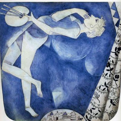 Artist: the moon