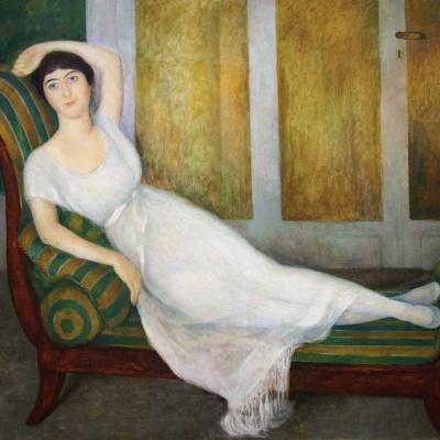 Портрет Ангелины Беловой