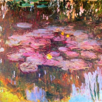 Водяные лилии