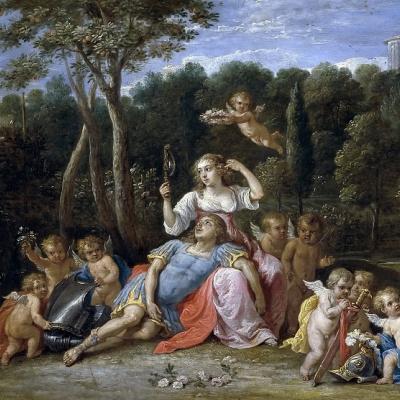 The Garden Of Armida