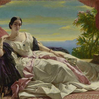 Великая княгиня Леонилла Сайн-Витгенштейн-Сайн, урожденная Барятинская