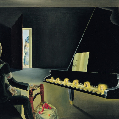 Partial daze. Six phenomena of Lenin on the piano