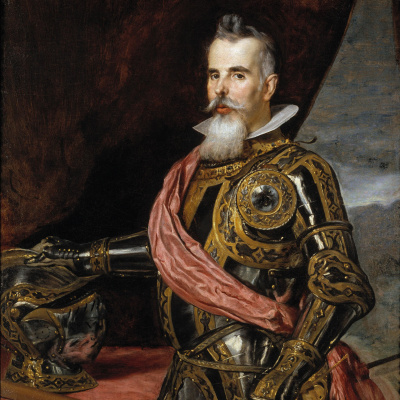 Портрет Хуана Франсиско Пиментеля