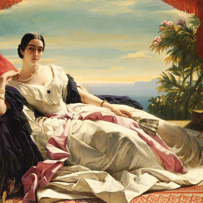 Великая княгиня Леонилла Сайн-Витгенштейн-Сайн