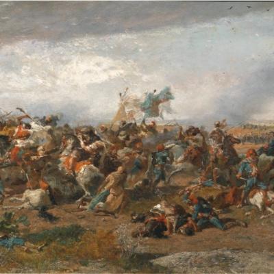 Битва в долине Вад-Рас
