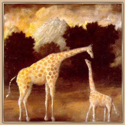 Стивен Макки. Жирафы
