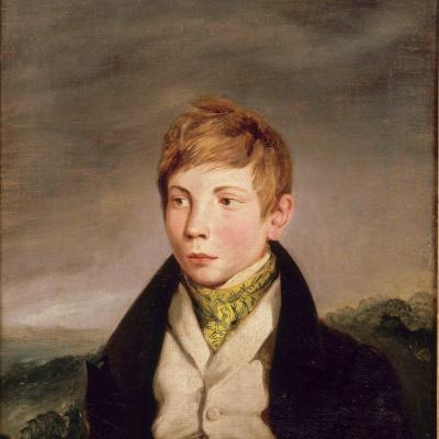 Portrait of Auguste-Richard de La Chatura
