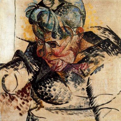 Umberto Boccioni. Plot 36