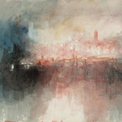 Пожар на Большом складе лондонского Тауэра в 1841 году