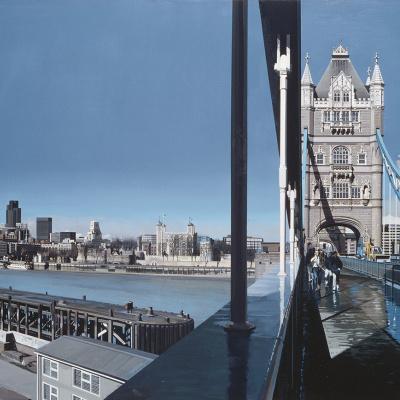 Лондон. Мост Тауэр