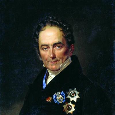 Portrait of Count Victor Pavlovich Kochubey
