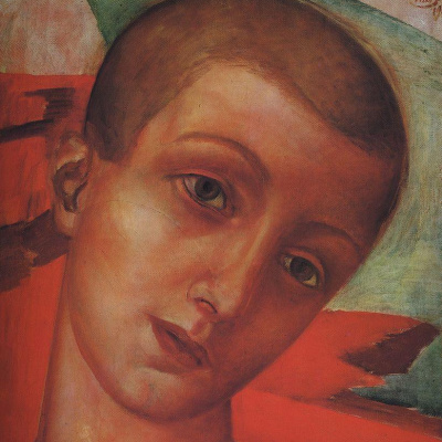 Head of a young