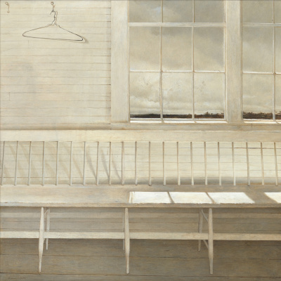 Andrew Wyeth. The sea