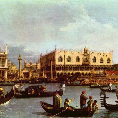 "Венеция, возвращение ""Буччинторо"""