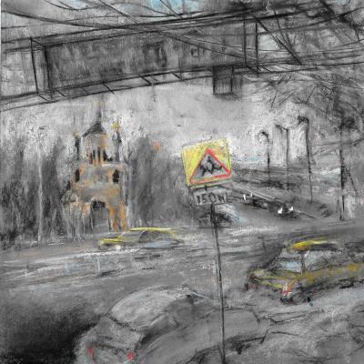 Айда Вольт. Ноябрь в Москве