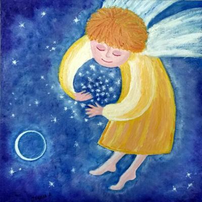 Алёна Пацеля. Ангел снов