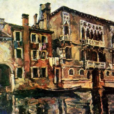 Венеция. Дом Тинторетто