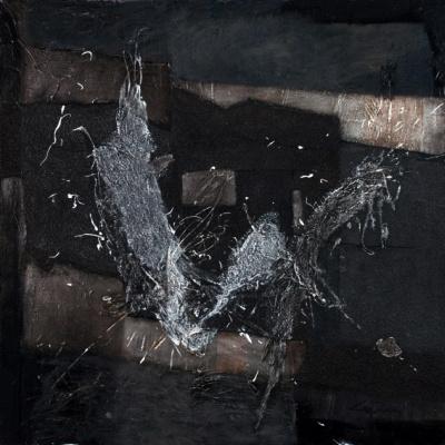 """Anatoly Vasilyevich Kuznetsov. """"Minimalism in silver"""""""