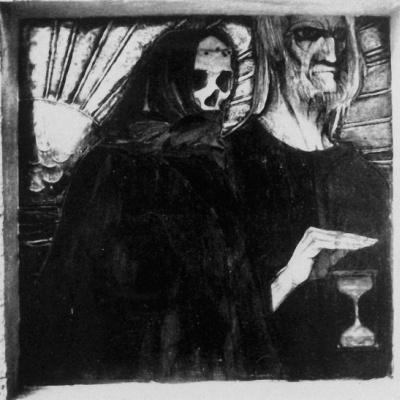 Elena Konstantinovna Luksh-Makovskaya. Death and time