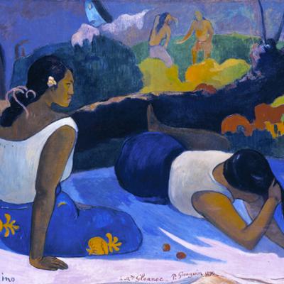 Лежащие таитянки