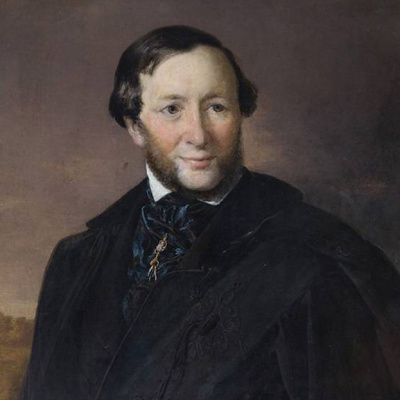 Портрет Ивана Константиновича Айвазовского